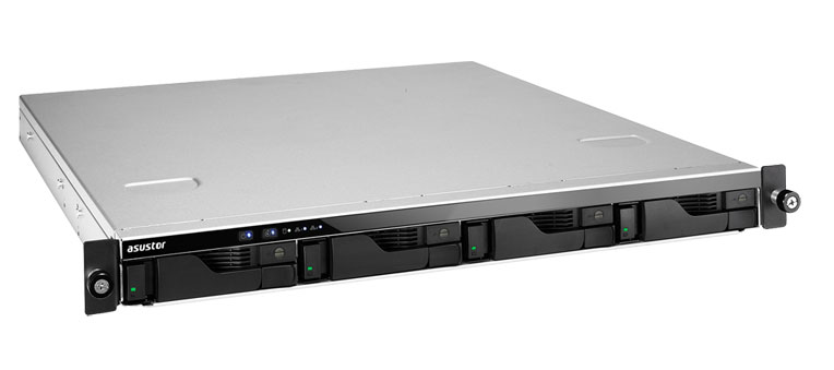 Asustor AS6204RS Storage NAS Rackmount 40TB SATA