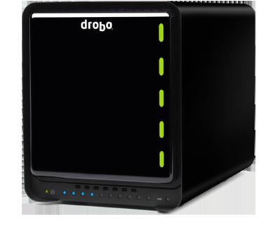 Atualizando seu Storage para um Drobo 5C