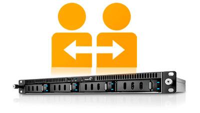 Backup Automático no storage 4TB Seagate STDN4000100