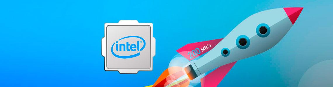 Business Storage: Processador de alto desempenho!