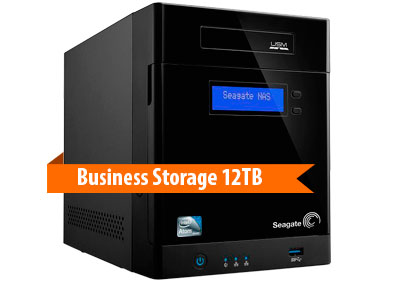 Business Storage Seagate