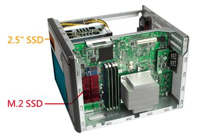 """Cache SSD 2,5"""" e M.2 SSD SATA 6Gb/s"""