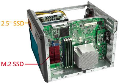 Cache SSD e M.2 SSD 6Gb/s