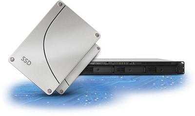 Cache SSD para alta performance