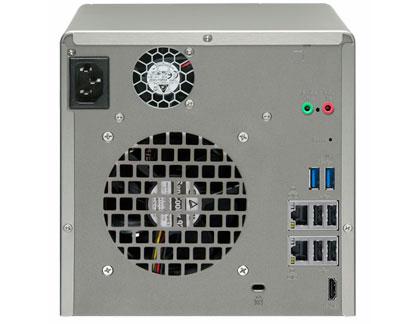 Características do NVR 16 câmeras VS-4108 Pro+