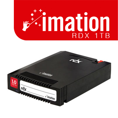 Disco removível 1TB para Drives RDX