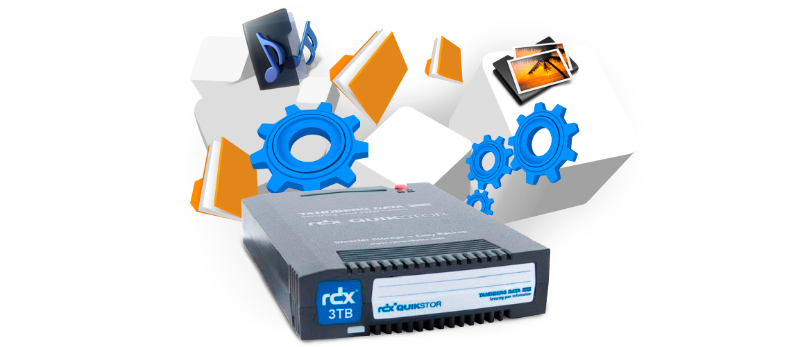 Sistema de backup externo