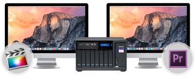 Colaboração total entre PCs e Macs