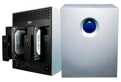 Disco LaCie 4Big Quadra 8TB - 9000319U