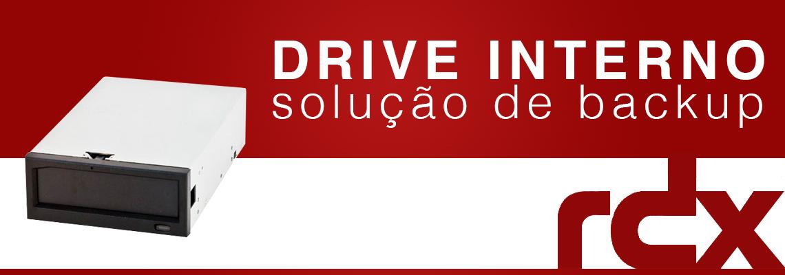 Drive RDX e seus Benefícios
