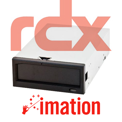 Drive RDX: Uma solução de backup, simples, inteligente e segura