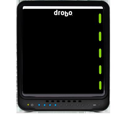 Drobo 5C, storage de alta performance e gerenciável