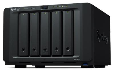 DS1517+ Synology DiskStation, um NAS com recursos de sobra