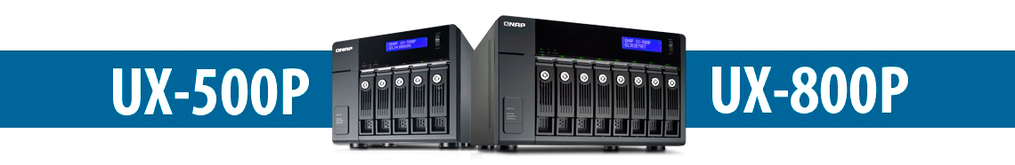 Expansão de capacidade NAS Qnap