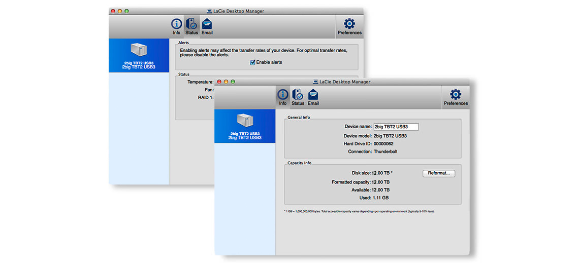 Backup para PC ou Mac
