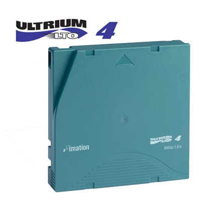 Fita LTO-4 Ultrium até 1,6TB Imation