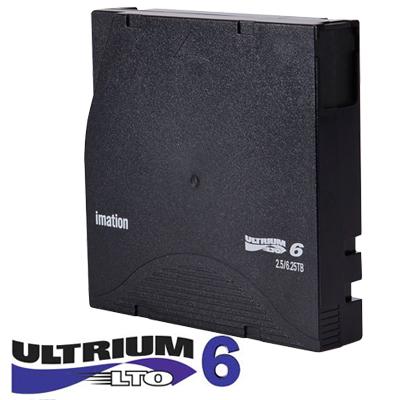 Fita LTO-6 Ultrium até 6,25TB