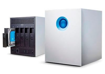 Hard disk externo 10Tb thunderbolt