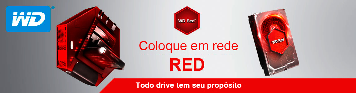 HD 1TB Red WD10EFRX Western Digital
