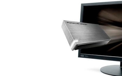 HD 4TB Externo LaCie 9000384 - Alto desempenho