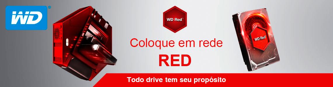Linha WD Red, HDs para trabalho pesado
