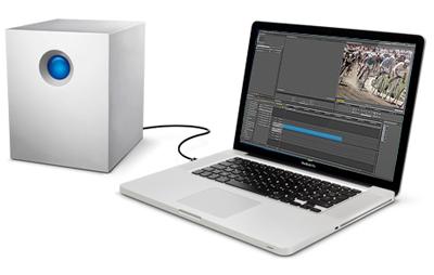 HD Externo 12TB 4big Quadra 9000319U USB 3.0 é perfeito para profissionais
