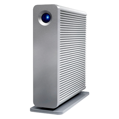 HD externo 3TB LaCie d2, um disco multi-plataforma