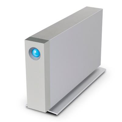 LaCie d2 8TB, um HD externo 7.200 rpm USB 3.0 e Thunderbolt 2