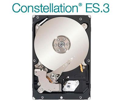 Constellation, o HD SAS 2TB que é padrão de mercado