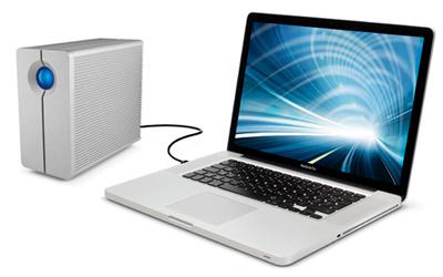 HD LaCie 2big Quadra 9000317 - Ideal para ambientes profissionais