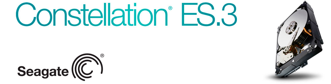 Seagate Constellation ES.3, HDD para servidores e storages