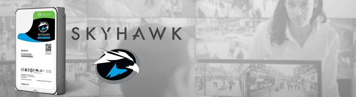 HD SkyHawk 4TB SATA otimizado para RAID