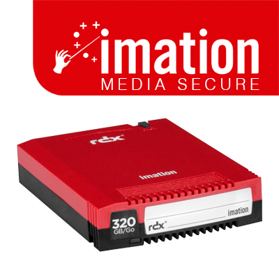 Imation RDX Media Secure 320GB