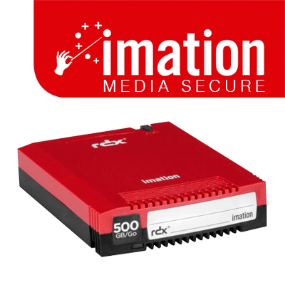 Imation RDX Media Secure 500GB