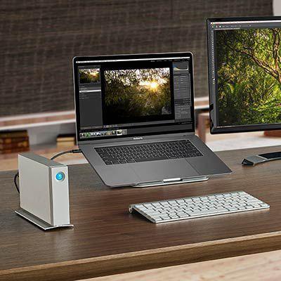 LaCie d2 USB3.0, uma linha compacta e poderosa
