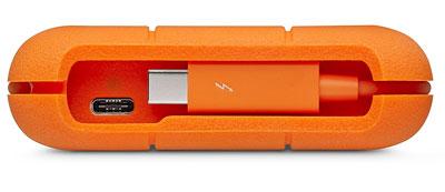 LaCie Rugged 2TB, um HD portátil muito resistente