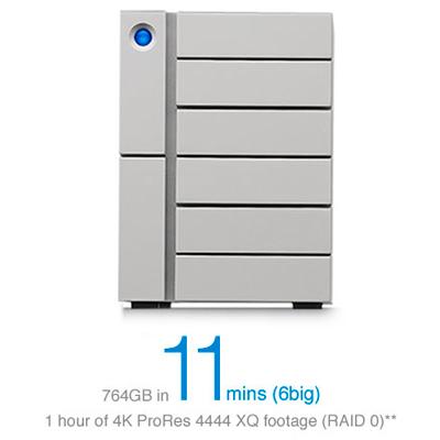 LaCie STFK60000400, ideal para renderização 4K