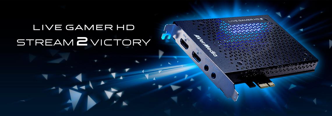 Live Gamer HD 2 – GC570 Placa de captura HDMI PCIe 1080p60