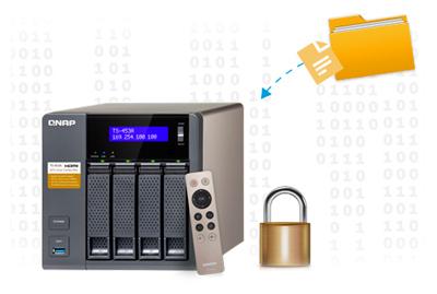 Maior segurança para dados confidenciais
