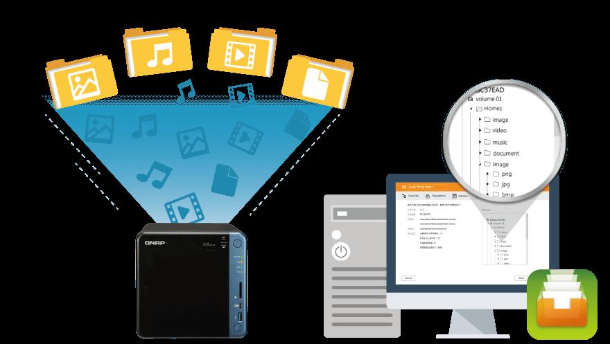 Qfiling, aplicativo para automatizar a organização dos arquivos