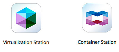 NAS 4 baias, solução completa para hospedagem de máquinas virtuais e containers