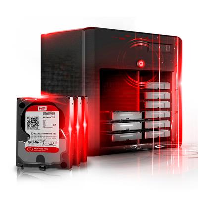 HD para servidores e storages