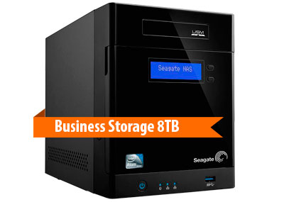 NAS Pro STDM8000100 Seagate 8TB