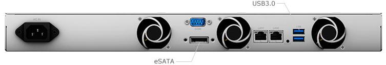 NAS Server com conexão USB3.0