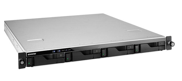 Asustor AS6204RD, um servidor NAS 40TB SATA