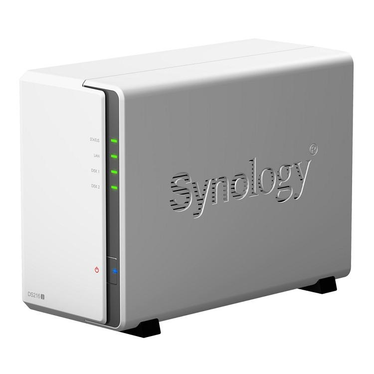 DS216J Synology, um NAS compacto e poderoso