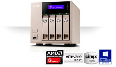 Network Attached Storage de Verdade!
