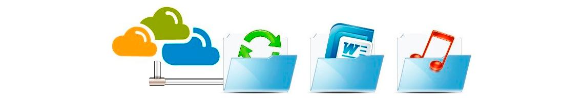 Nuvem privativa de dados