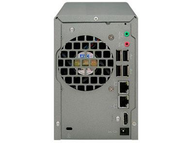 NVR 12 Câmeras VioStor VS-2112 Pro+ Características