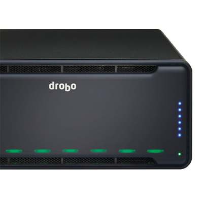 Drobo B810n, tiered storage NAS até 80TB